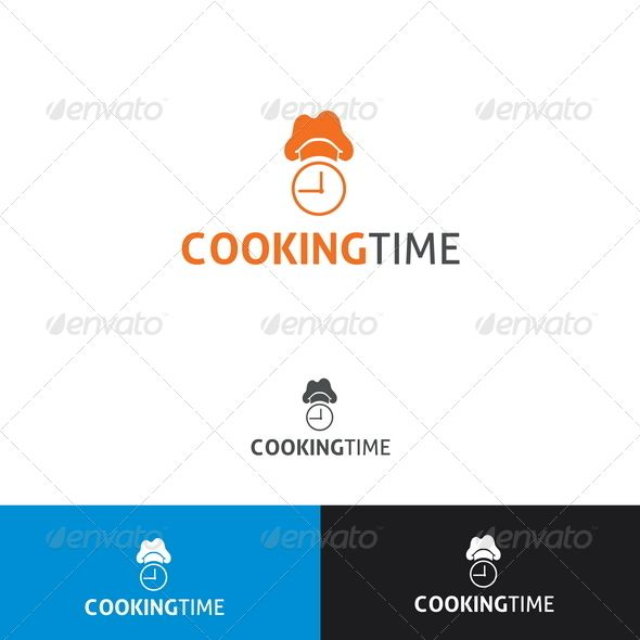 Cooking Time Logo Template  #GraphicRiver         Re sizable   Vector EPS and Ai    Color customizable    Fully editable    Free font used:  .fontsquirrel /fonts/Aller      Created: 5June12 GraphicsFilesIncluded: PhotoshopPSD #VectorEPS #AIIllustrator Layered: Yes MinimumAdobeCSVersion: CS Resolution: Resizable Tags: PSDlogo #bar #cafe #chef #clock #cook #cooking #cuisine #delicious #delivery #diner #drink #eat #eating #food #foodlogo #gourmet #hat #kitchen #linch #menu #psd #restaurant…
