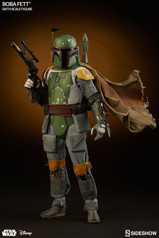 Star Wars figurine 1/6 Boba Fett Sideshow Collectibles