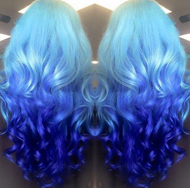 Beautiful Light Blue Bedrooms: Best 25+ Light Blue Hair Dye Ideas On Pinterest