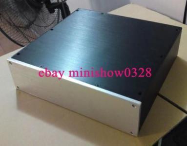 Obudowa audio preamp DAC  DIY L3209