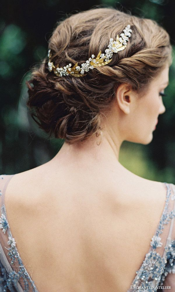 Enchanted Atelier by Liv Hart Fall 2016 Bridal Accessories | Wedding Inspirasi