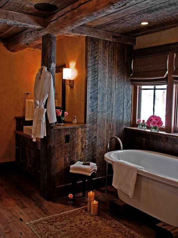 Barnwood Bathroom Walls Find Out How To Incorporate Country