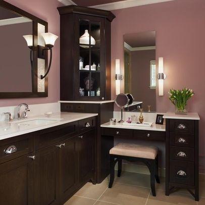 65 best Vanity ideas images on Pinterest Bathroom ideas Master
