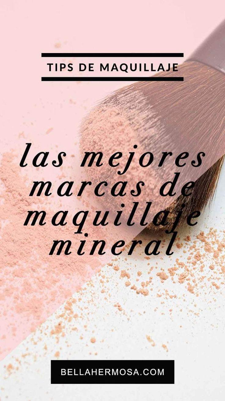 Las Mejores Marcas de Maquillaje Mineral