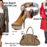 Bugün Hangi Moda 14 Ocak | Hangi Moda Bugün Hangi Moda?    Günün stilini palto ve etekte Arzu Kaprol ve ACNE'den, çanta ise;  Bella Mondi'den  ..    Arzu Kaprol imzası taşıyan bu palto ve takımı etek göz alıcı ve sıcacık olmanızı sağlayacak.    ACNE'nin paltosu'Nu Beymen'den temin edebilirsiniz. Acne, özellikle jean konusunda fark yaratan bir marka. Paltonun fiyatı; 1425 Lira