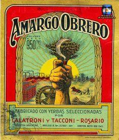 universo: Amargo Obrero es un aperitivo popular de Argentina