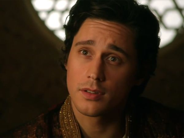 Peter Gadiot (as Cyrus - the genie, Once Upon a Time in Wonderland)