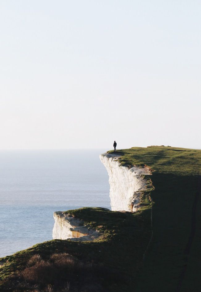 White cliffs of Dover | #seekingadventure