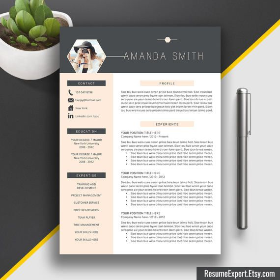 66 best design images on Pinterest Business flyers, Corporate - fun resume templates free