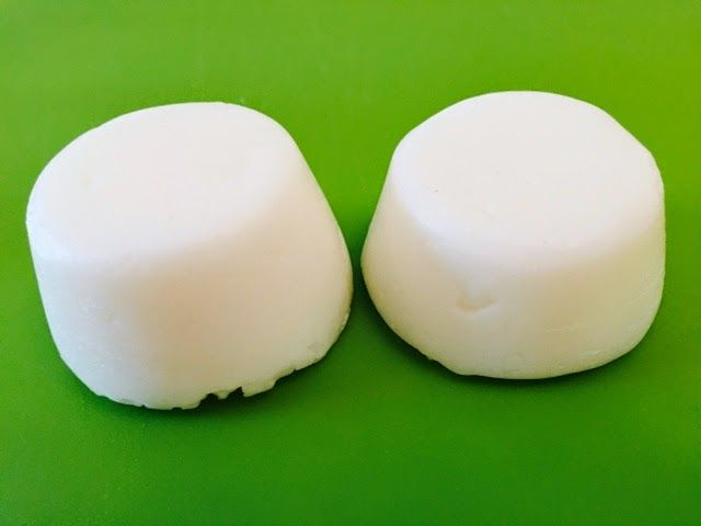 Saponista: My Adventures in Soapmaking: Solid Conditioner Bar Recipe
