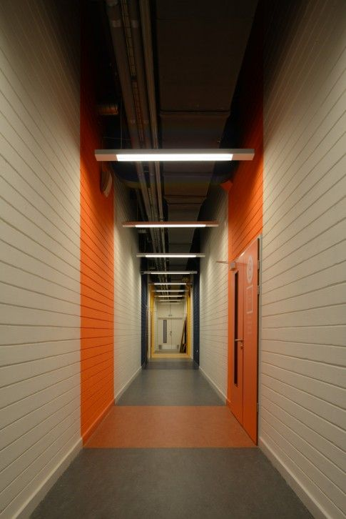 1000 Images About Corridor On Pinterest Color Blocking Schools In And Building Architecture