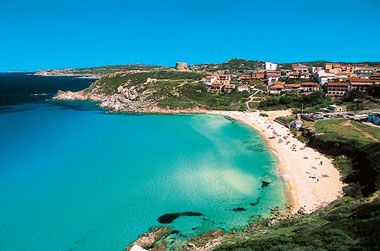La Maddalena: Off the north-east coast of Sardinia, La Maddalena islands boast pink sandy beaches and crystal clear waters. The main and the largest island that gave the name to the archipelago has a population of about 11 000.
