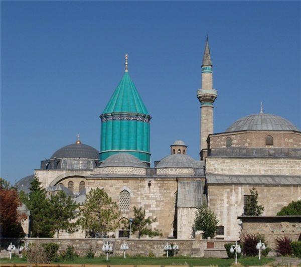 Mevlâna Celâleddîn-i Rûmî, Konya, Türkiye