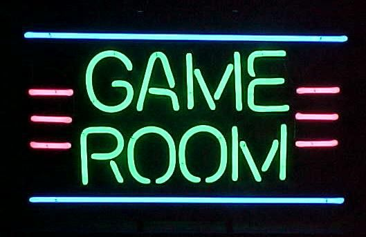 Neon Man Cave Signs Canada : Neon sign for game room my dream home pinterest