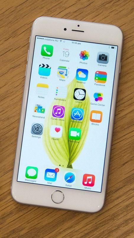 The giant iPhone 6 Plus was among the top-rated smartphones by consumers.