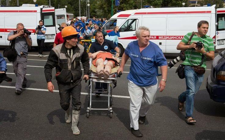 Akte Astrosuppe - glasklar!: ♦ Metro MOSKAU: 12 TOTE und etliche Verletzte bei U-Bahn-Unglück (spon)