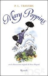 Mary Poppins - Travers Pamela L. - Libro - BUR Biblioteca Univ. Rizzoli - Best BUR - IBS
