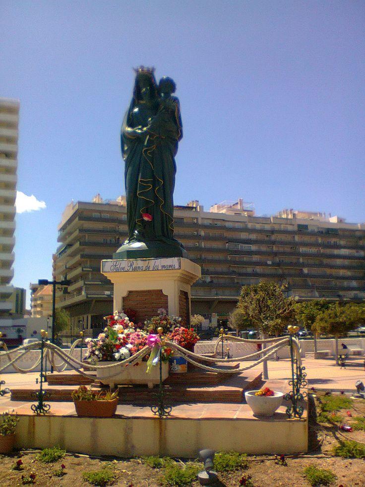Statue in Fuengirola