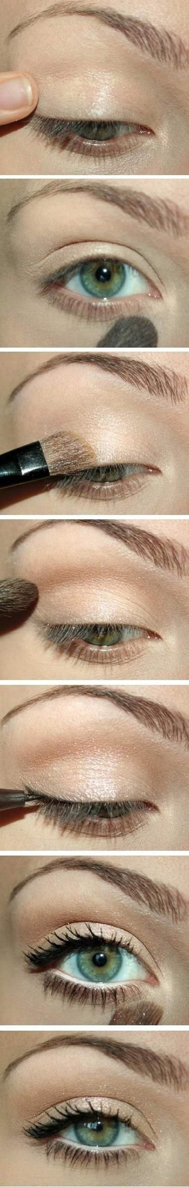 10 Eye Enlarging Makeup Tutorials
