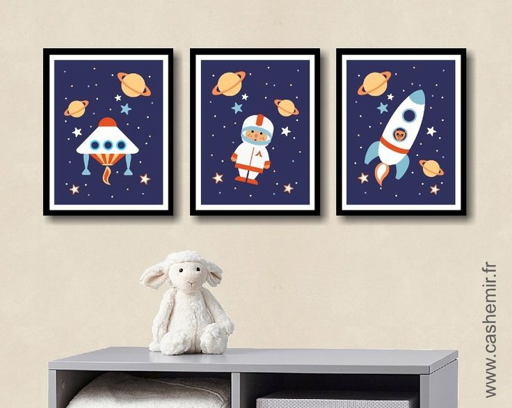 affiche pour enfant gar on illustration poster pour chambre d 39 enfant cadeau naissance. Black Bedroom Furniture Sets. Home Design Ideas