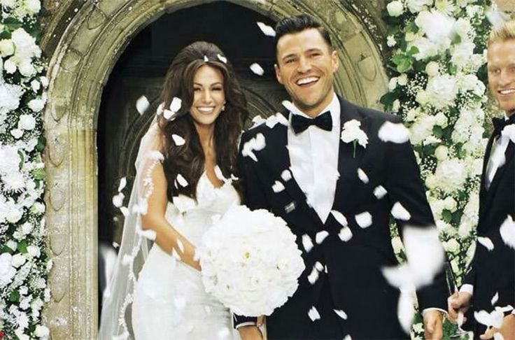 Http Www Chmchauffeuring Co Uk Michelle Keegan Mark Wright Wedding Celebrity Weddings Pinterest