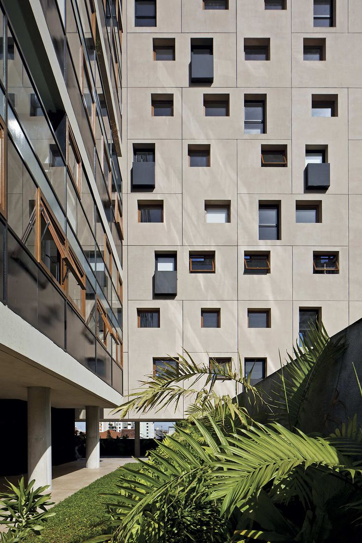 W305 Building / Isay Weinfeld: Architecture Matter, Isay Weinfeld, W305 Building, Tops Architecture, W305 Ideas, Offices Building, Edifício W305, Architecture Photography, Architecture Design