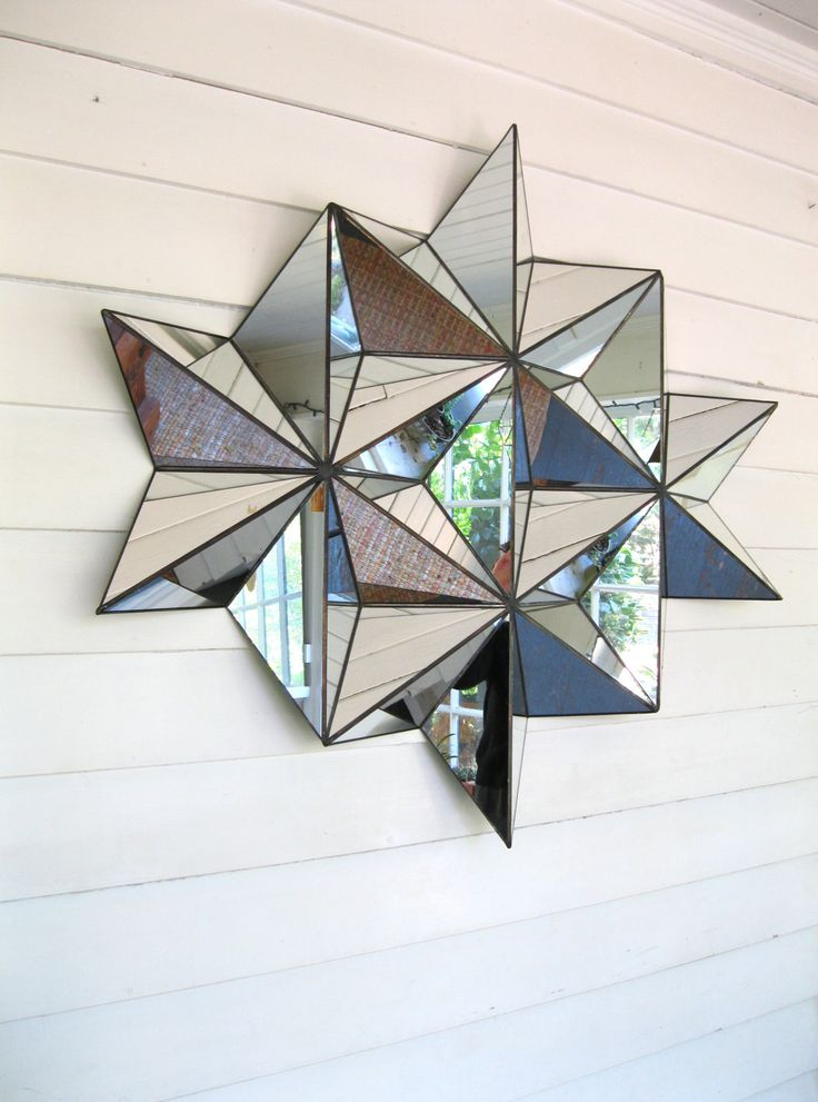 3D Light Study 2.thinking I should paint my metal stars with mirror paint