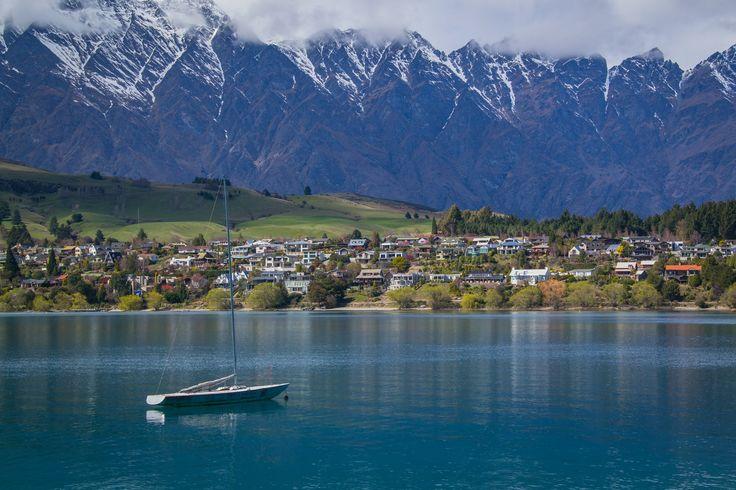 Lake Wakatipu, Queenstown, NZ by  koldunova on 500px