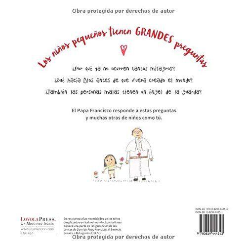 Querido Papa Francisco: El Papa responde a las cartas de niños de todo el mundo (Spanish Edition)