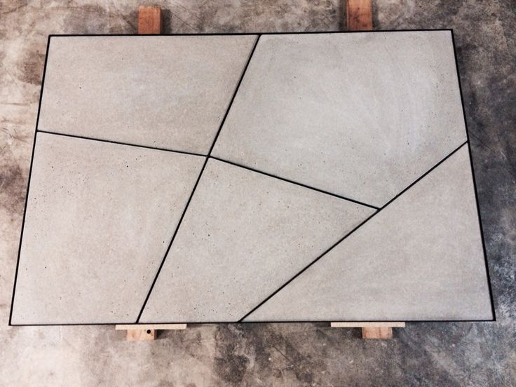 A geometrical designed gfrc panel made for a coffee shop's wall.