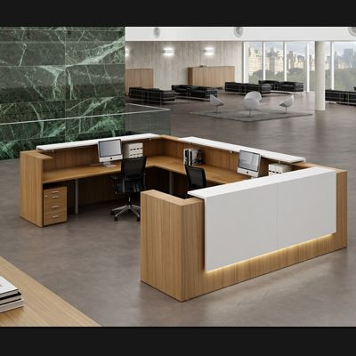 Reception Desks - Contemporary and Modern Office Furnitureo