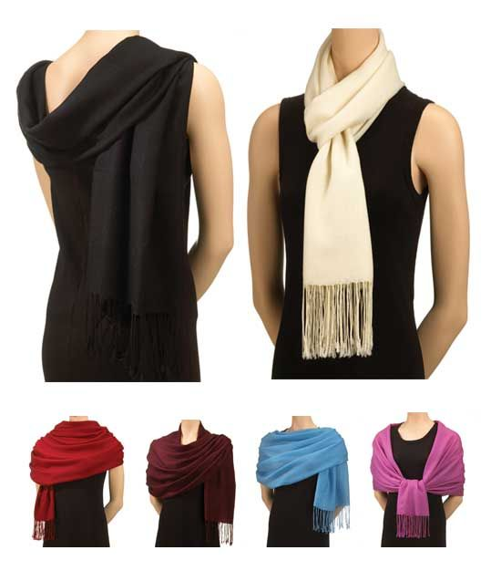 17 best ideas about pashmina scarf on wearing