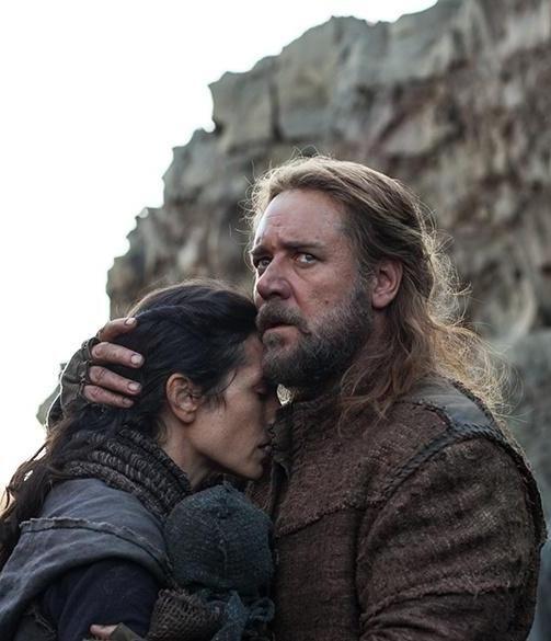 Noah ~ Russell Crowe & Jennifer Connelly