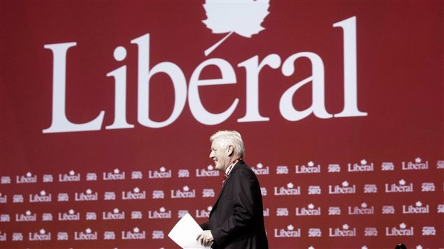 Le chef intérimaire du Parti libéral du Canada, Bob Rae (archives)