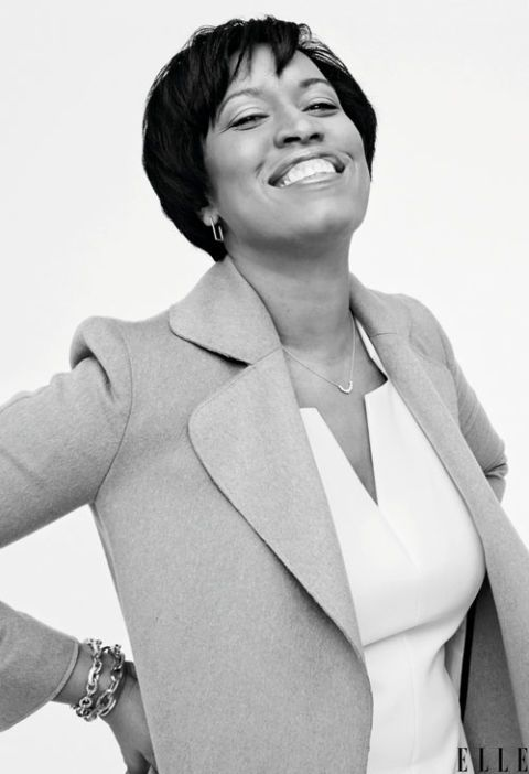 Learn more about Muriel Bowser, mayor of Washington, D.C., and the 9 other women who made it on ELLE's fifth annual Washington Power List.