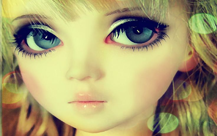 dolls of different wallpaper -#main