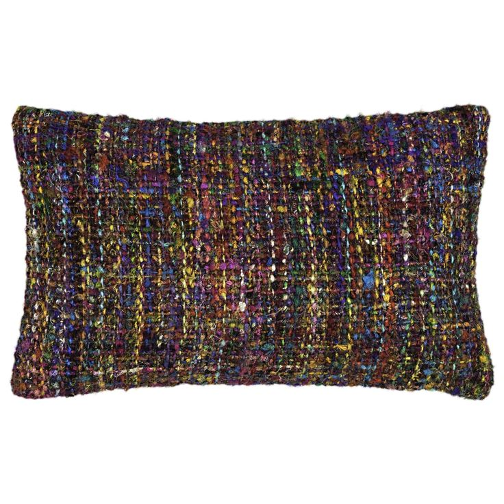 Safavieh 20-inch Carrie Rainbow Decorative Pillow