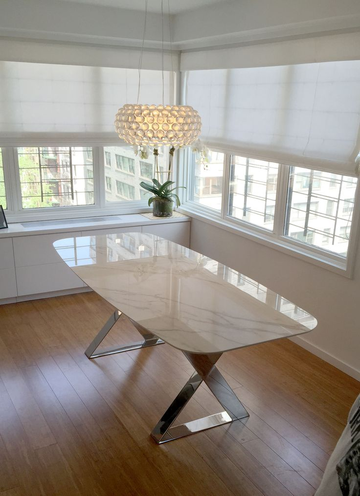 Wide X frame Collection with a marble top looks amazing...A unique dinning table ..Design life with your own taste and enjoy..