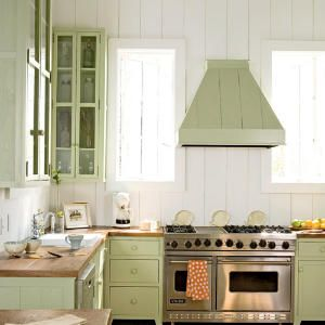 Things are heating up in kitchen design, and we've cooked up our favorite looks.