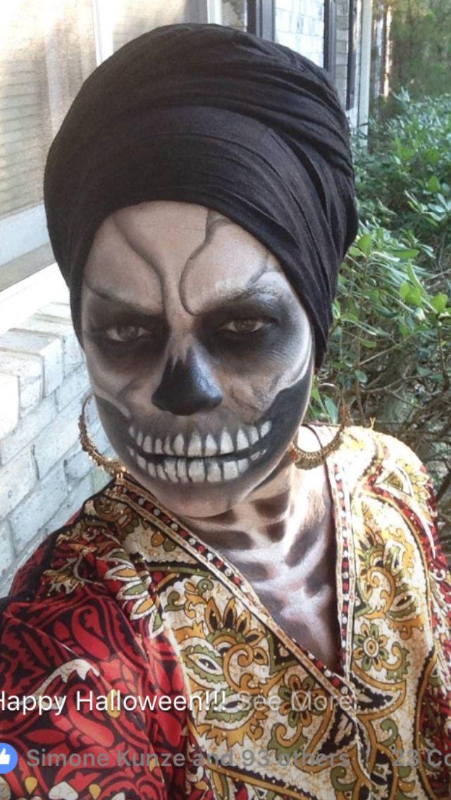 Voodoo Priestess                                                       …