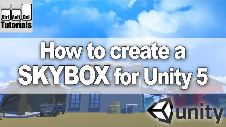 How to Create a Skybox