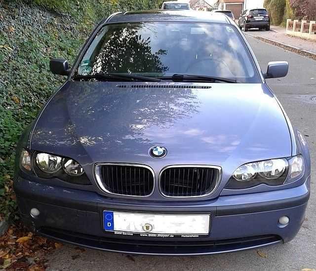 BMW 318 Touring E46 HU 03/2019   Check more at https://0nlineshop.de/bmw-318-touring-e46-hu-032019/