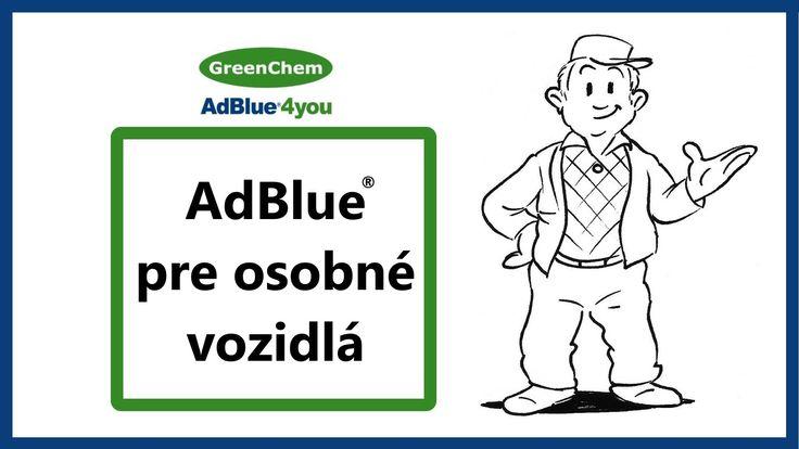 Prečo majú nové dieselové autá AdBlue GreenChem Slovakia