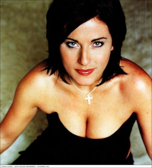 Jessie wallace fake porn for
