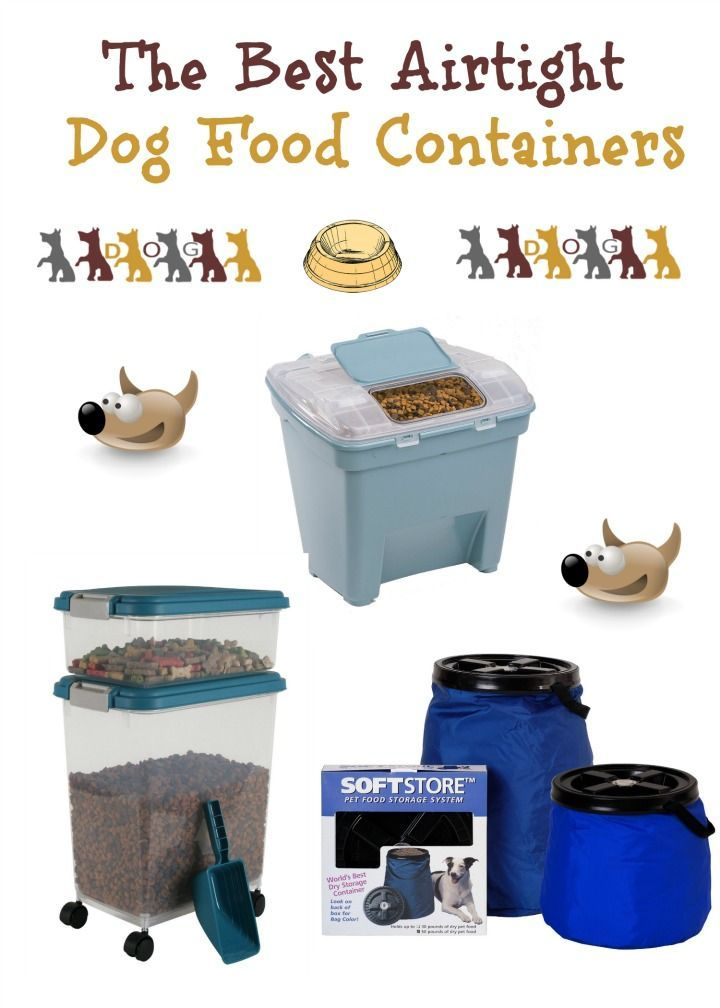 25 best ideas about dog food containers on pinterest free dog food pet food container and. Black Bedroom Furniture Sets. Home Design Ideas