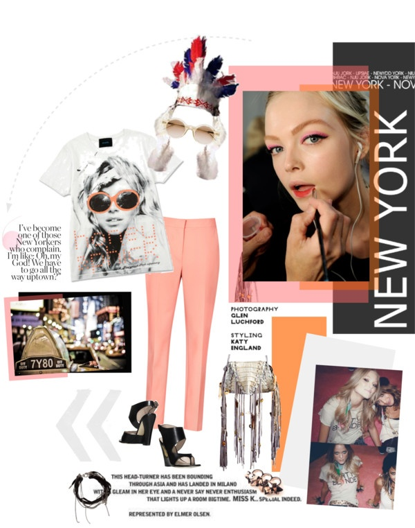 """NY. 3"" by hanum on Polyvore"