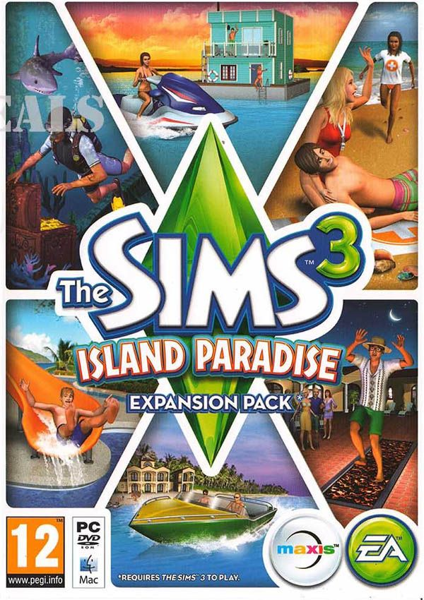 The Sims 3: Island Paradise Free Download - GameMaza Download