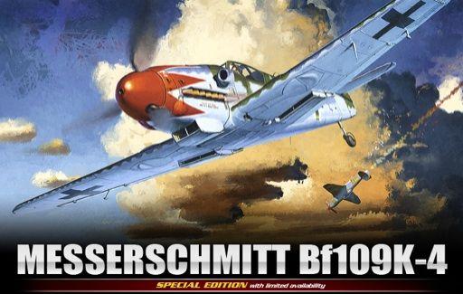 Scalehobbyist.com: Bf109K-4 by Academy Models