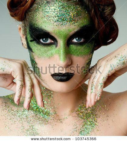 22 best Lizard/reptile makeup images on Pinterest | Lizards ...