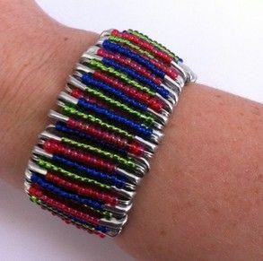 Armband maken ~ www.knutselboom.nl